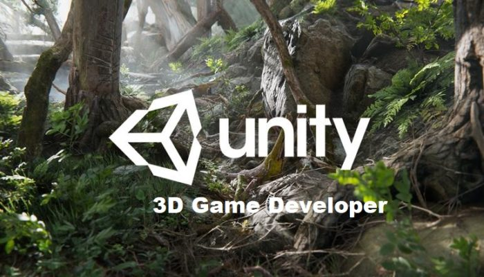 unity game developer ireland
